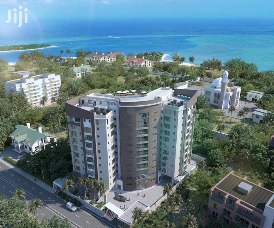 Antalya Sea View Nyali 3 Bedroom Apartment For Sale