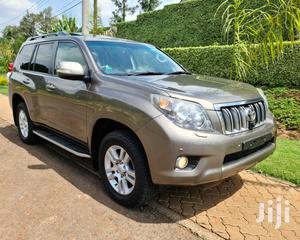 Toyota Land Cruiser Prado 2013 Gold   Cars for sale in Nairobi, Karen