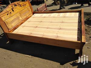 Mahogany Beds 5*6   Furniture for sale in Nairobi, Nairobi Central