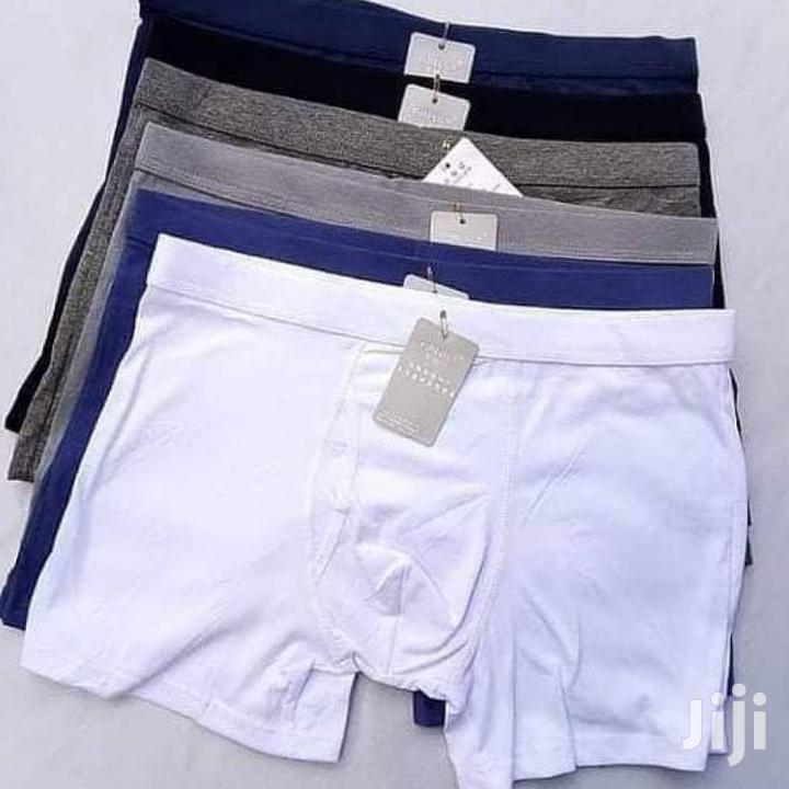 Quality Cotton Plain Men's Boxers   Clothing for sale in Nairobi Central, Nairobi, Kenya
