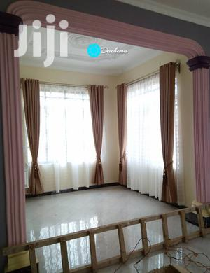 Brown Custom Made Curtains | Home Accessories for sale in Nairobi, Nairobi Central