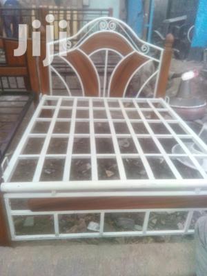 5×6 Metalic & Wooden Beds   Furniture for sale in Umoja, Umoja I