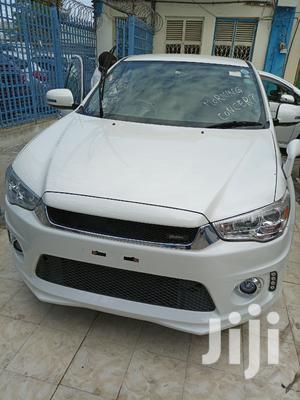 Mitsubishi RVR 2013 White   Cars for sale in Mombasa, Mvita