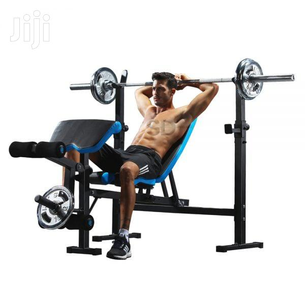 Weight Benches Olympic