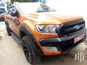 Ford Ranger 2016 Orange | Cars for sale in Mombasa, Mvita