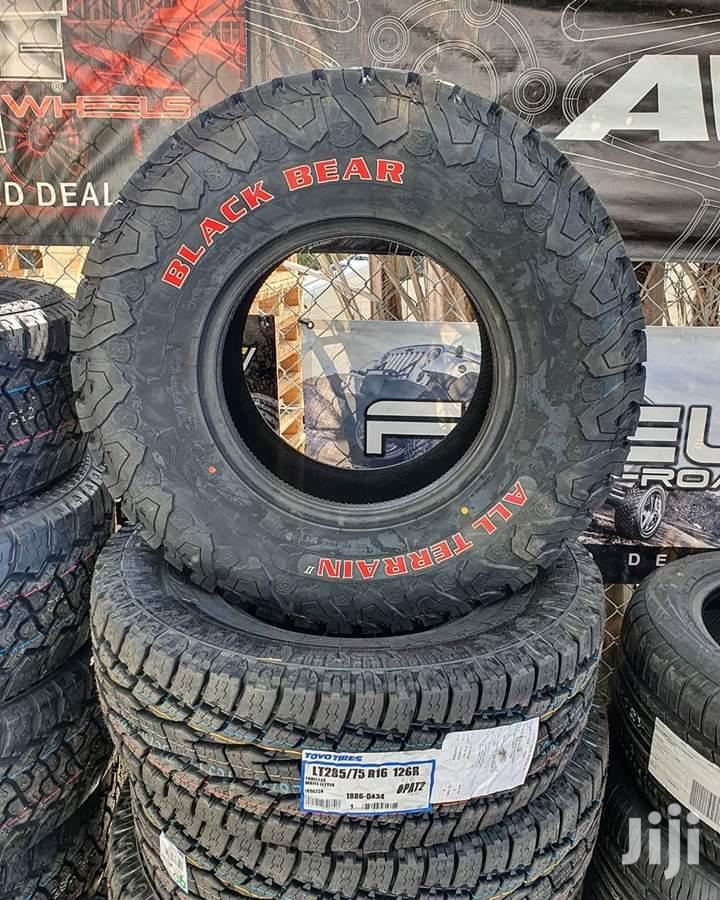 235/75 R15 Black Bear Tyre