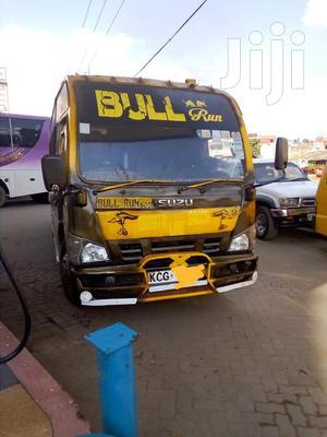 Isuzu Nqr Bus Matatu 2015 Yellow For Sale | Buses & Microbuses for sale in Nairobi, Nairobi Central