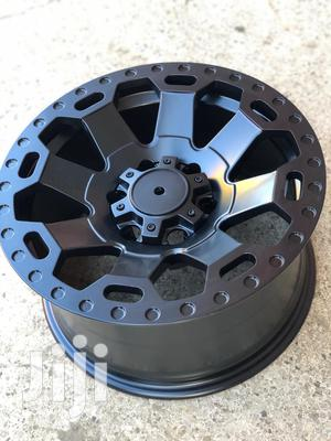 Charcoal Hilux Sports Rims Size 17set   Vehicle Parts & Accessories for sale in Nairobi, Nairobi Central