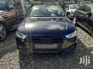 Audi A4 2013 Black   Cars for sale in Mombasa, Mvita