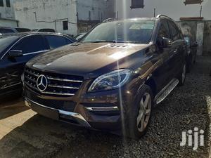Mercedes-Benz M Class 2013 Brown | Cars for sale in Mombasa, Mvita
