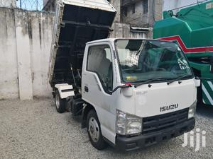 Isuzu Elf Tipper 2013 White For Sale   Trucks & Trailers for sale in Mombasa, Mvita