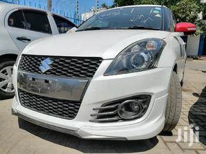 Suzuki Swift 2013 White   Cars for sale in Mombasa, Mvita