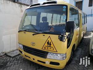 Toyota Coaster Bus 2014 Yellow For Sale | Buses & Microbuses for sale in Mombasa, Mvita