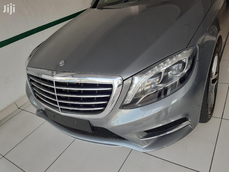 Mercedes-Benz S Class 2014 Gray | Cars for sale in Mvita, Mombasa, Kenya
