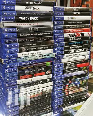 Ps4 Preloved Games   Video Games for sale in Nairobi, Nairobi Central