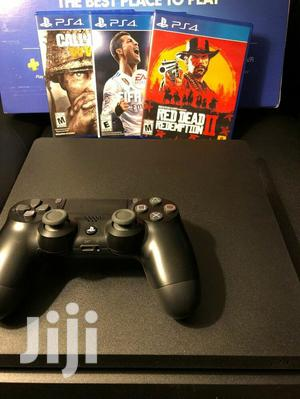 PS 4 Slim Pre-owned For Sale | Video Game Consoles for sale in Nairobi, Nairobi Central