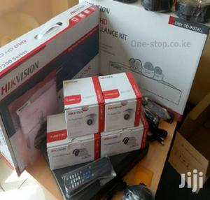 4 1080P 2MP Hikvision Turbo HD Complete System Kit Package   Security & Surveillance for sale in Nairobi, Nairobi Central