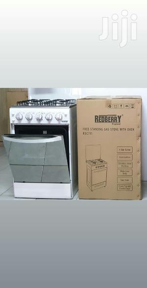 Redberry 4 Gas Stand Cooker With Oven   Kitchen Appliances for sale in Nairobi, Nairobi Central