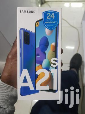New Samsung Galaxy A21s 64 GB Black | Mobile Phones for sale in Nairobi, Nairobi Central