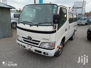 Toyota Dyna Van Cc 3000 Diesel Manual 2012 White For Sale | Buses & Microbuses for sale in Nairobi, Kilimani