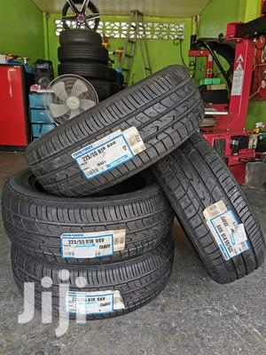 225/55r18 Toyo Tyre's Is Made in Japan | Vehicle Parts & Accessories for sale in Nairobi, Nairobi Central