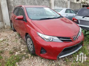 Toyota Auris 2013 Red   Cars for sale in Mombasa, Mvita