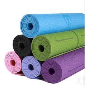 Eco Friendly Double Sided Yoga Mats | Sports Equipment for sale in Nairobi, Nairobi Central