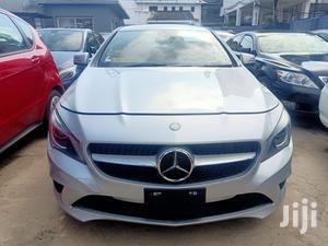 Mercedes-Benz CLA-Class 2015 Silver | Cars for sale in Mombasa, Mvita