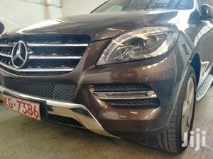 Mercedes-Benz M Class 2014 Brown | Cars for sale in Mombasa, Tudor