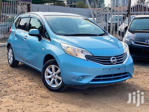 Nissan Note 2013 Blue   Cars for sale in Nairobi, Kilimani