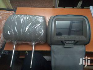 Universal 7 Inch Headrest Monitor HD With Zip Cover   Vehicle Parts & Accessories for sale in Nairobi, Nairobi Central
