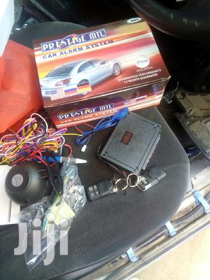 Brand New Prestige Car Alarm and Installation Free   Vehicle Parts & Accessories for sale in Nairobi, Nairobi Central