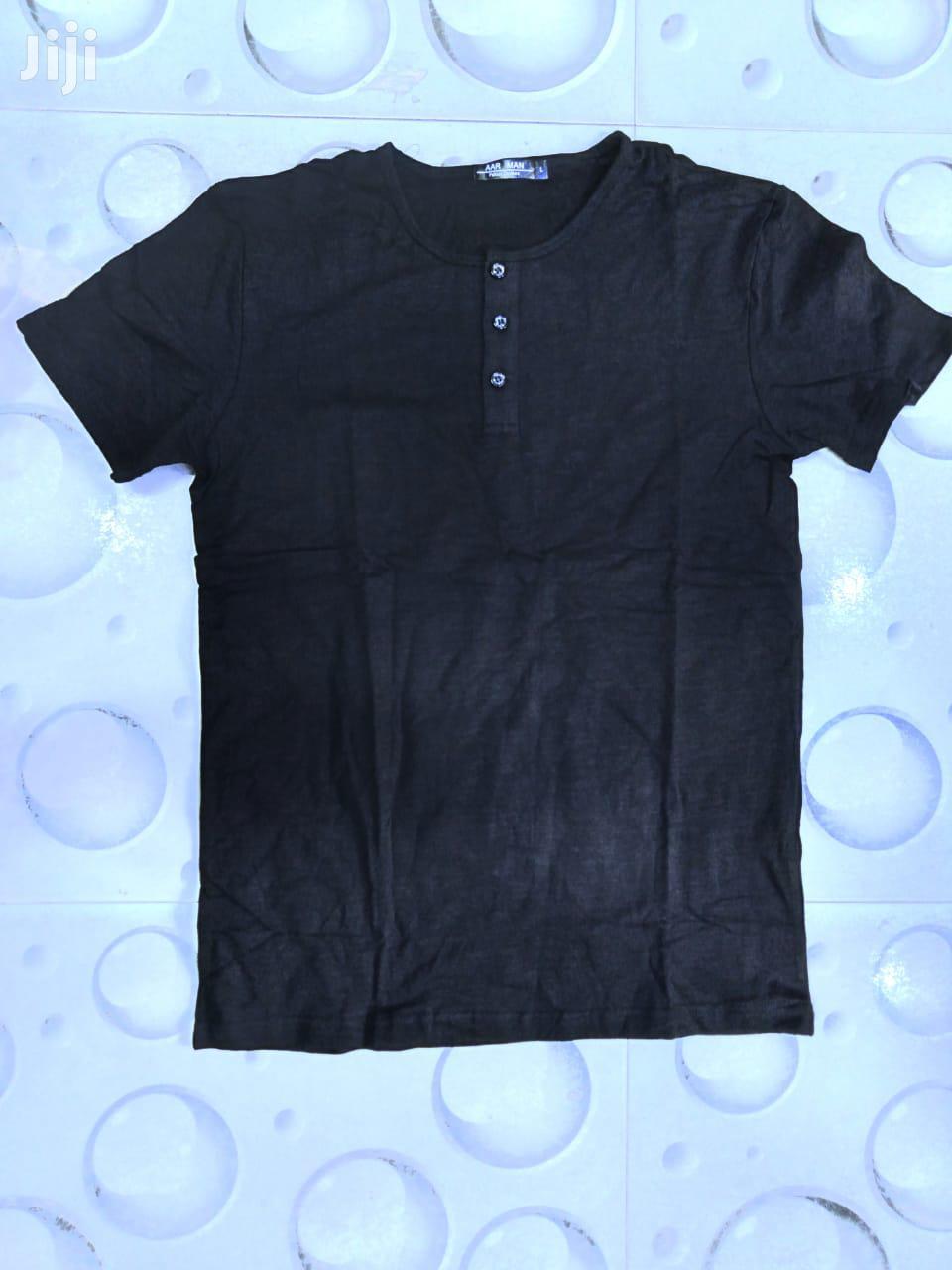Mens Plain T-Shirts Available