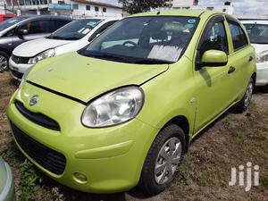 Nissan March 2013 Green   Cars for sale in Mombasa, Mvita