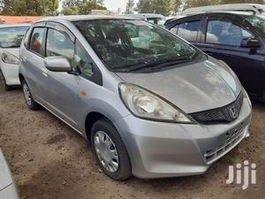 Honda Fit 2012 Silver   Cars for sale in Mombasa, Mvita