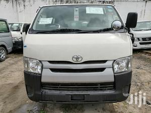 Auto Diesel Toyota Hiace White KDH | Buses & Microbuses for sale in Mombasa, Mvita