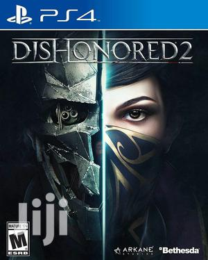 Arkane Studios PS 3 Dishonored 2   Video Games for sale in Nairobi, Nairobi Central