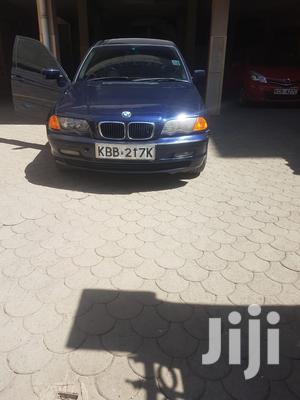 BMW 318i 2002 Blue | Cars for sale in Nairobi, Nairobi Central