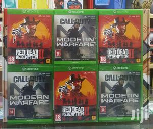 Red Dead Redemption 2 Xbox One Modern Warfare Xbox One | Video Games for sale in Nairobi, Nairobi Central