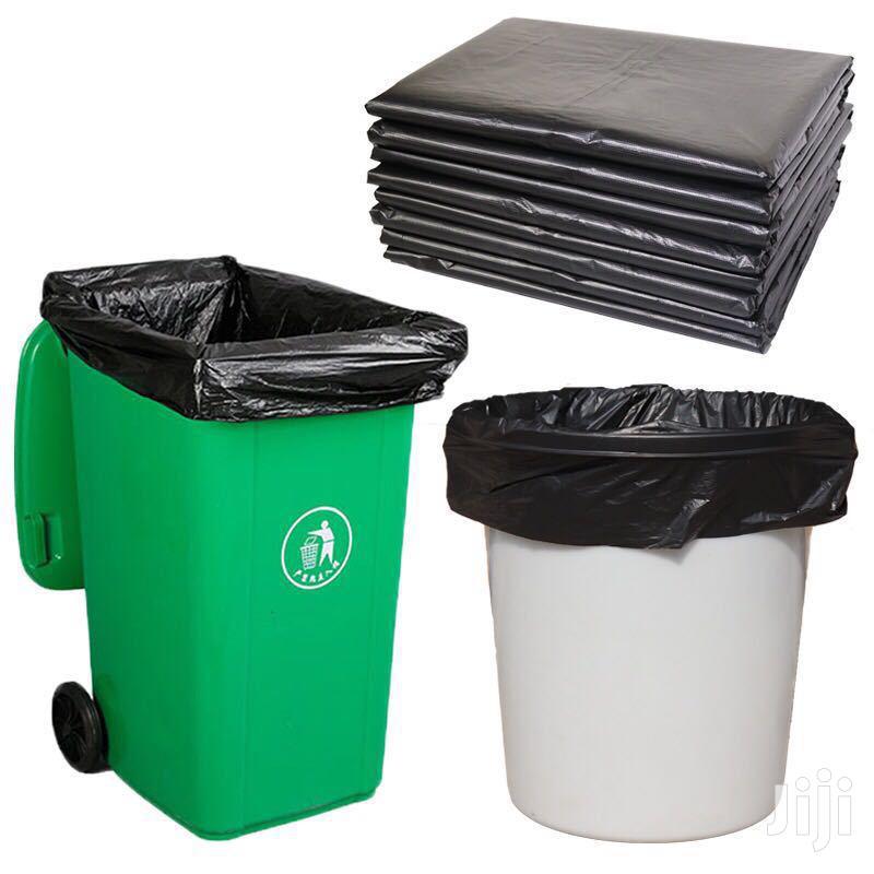 50 Pcs-24''*36'' Garbage Bags/Bin Liners