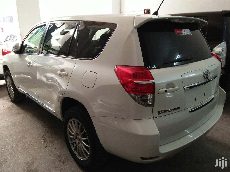 Toyota Vanguard 2014 White | Cars for sale in Tudor, Mombasa, Kenya
