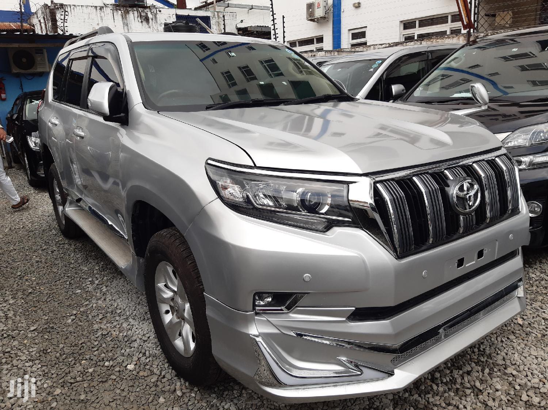 Toyota Land Cruiser Prado 2013 Silver   Cars for sale in Mvita, Mombasa, Kenya