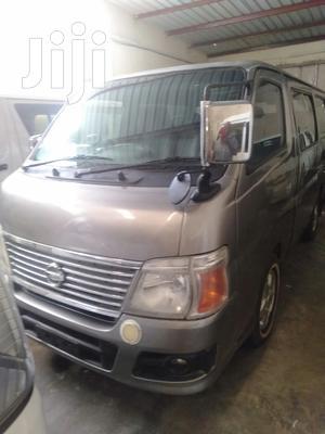 Very Clean Nissan Caravan 2010 Silver For Sale   Buses & Microbuses for sale in Mombasa, Mvita