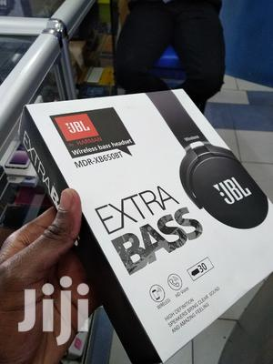 JBL MDR-XB650BT Wireless Bass Headset Brand New And Sealed | Headphones for sale in Nairobi, Nairobi Central
