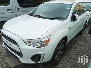 Mitsubishi RVR 2012 2.0 White   Cars for sale in Mombasa, Mvita
