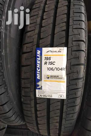 195 R15 Michelin Tyre 8PR   Vehicle Parts & Accessories for sale in Nairobi, Nairobi Central