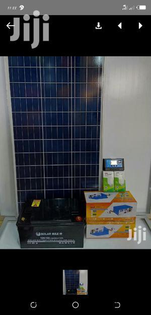 Full Solar Pane, Batter, Inverter, and Controller | Solar Energy for sale in Nairobi, Nairobi Central