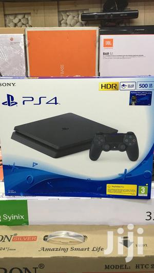 Ps4 Slim 500gb With One Controller | Video Game Consoles for sale in Nairobi, Nairobi Central