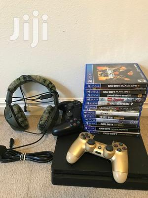 Playstation 4 Console With Used | Video Game Consoles for sale in Nairobi, Nairobi Central