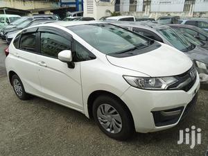 Honda Fit 2012 White   Cars for sale in Mombasa, Mvita